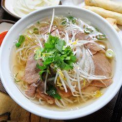 분당맛집 포시애틀 베트남 쌀국수 2인분