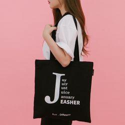 [예약판매 5/18 출고] J bag (블랙)