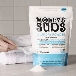 몰리스서즈 미국 소다세탁세제 페퍼민트향 70회사용