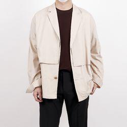 Double layared flab jacket