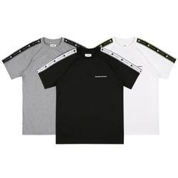 [FLION] 익스프레스 이모션 테이핑 티셔츠