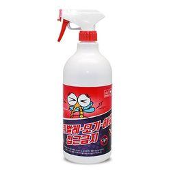 바퀴벌레 모기 해충 접근금지 방충제 1000ml