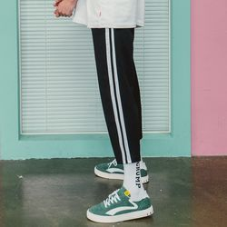 Crump two line crop pants (CP0057)
