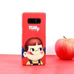 갤럭시노트4 (N910) 밀키RedSweet 케이스