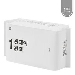 원데이원팩 유기농 생리대 오버나이트 1팩(4P)
