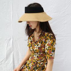 Vacance raphia hat