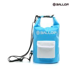 [BALLOP] 밸롭 포켓 드라이백 스카이블루10L