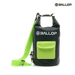 [BALLOP] 밸롭 포켓 드라이백 블랙10L