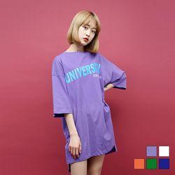2132 유니버스 라운드넥 티셔츠 (5colors)