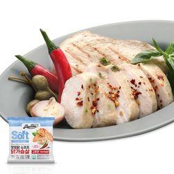 소프트 닭가슴살 고추맛 100g x 10팩 (1kg)