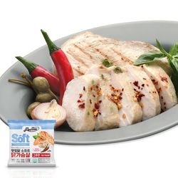소프트 닭가슴살 고추맛 100g x 50팩 (5kg)
