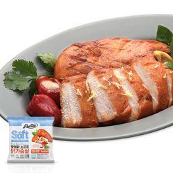 소프트 닭가슴살 탄두리맛 100g x 10팩 (1kg)