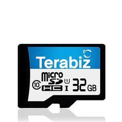 테라비즈 마이크로SD카드 32GB CLASS10 TLC