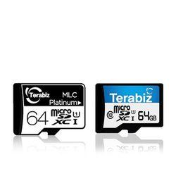 테라비즈 마이크로SD카드 64GB CLASS10 TLC