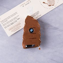 [상세확인요망] BRIOS 4-SL  BMW 2 Smart Key Cover(G30 Xseries)