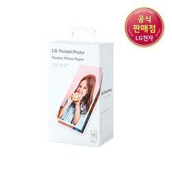 [LG전자]뉴 포켓포토 스냅 PC389 인화 카트리지 108매