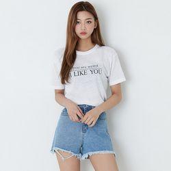 [로코식스] 유아 라운드 티셔츠