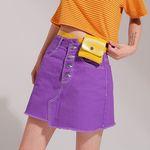 Unbalance Ultra Violet Skirt