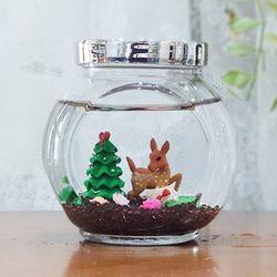 16 마리모 반원형 숲 속 사슴 세트 (어린이날 선물)