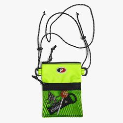 SACOCHE BAG (LIME)