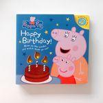 페파피그 생일축하 사운드북