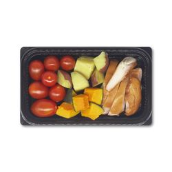 단고닭방 (단호박+고구마+닭가슴살+토마토)