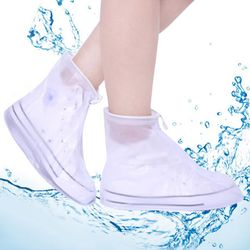 방수 신발 커버 레인부츠