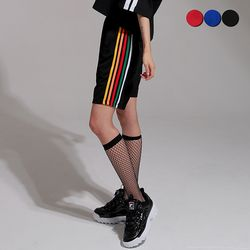 5 Color Stripes Track Shorts(5color)(unisex)