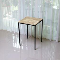 고무나무 우드M 테이블