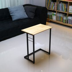 고무나무 퓨사이드 테이블