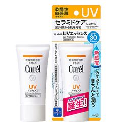 [큐렐] UV 에센스 SPF30 50g 얼굴바디용