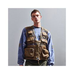 ROTHCO RECON UTILITY VEST (COYOTE BROWN)