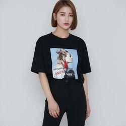 [로코식스] 레드밤 티셔츠