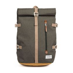 ROLL-TOP BACKPACK (khaki)