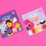 STICKER PACK - TWINKLE YOUTH CLUB 스티커