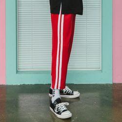 Crump two line crop pants (CP0057-2)