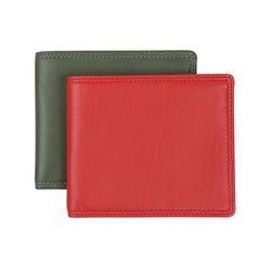 지갑 슬림형 2 Color [O2439]