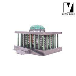 3D 이노 메탈 퍼즐 건축 모형 국회의사당