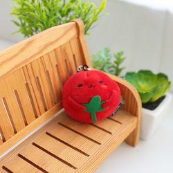 코튼푸드 토마토 이어캡 6cm