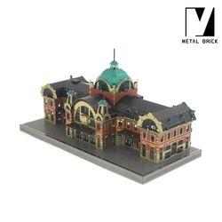 3D 이노 메탈 퍼즐 건축 모형 서울역