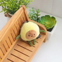 코튼푸드 아보카도 이어캡 6cm