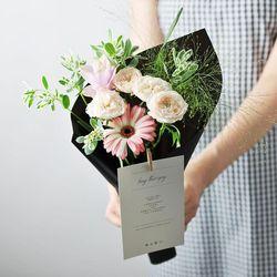 꽃 정기구독 Small size (2개월권 - 4회)