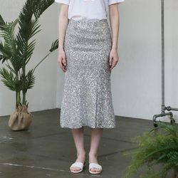 In a Skirt