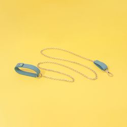Chain Lead Blue