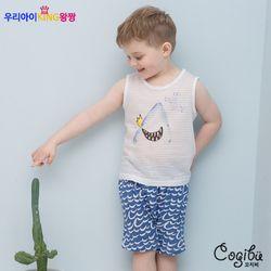 [18ss]유아동실내복 디플리 남민소매자카드
