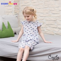 [18ss]유아동실내복 리엘 여민소매와이드팬츠