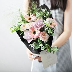 꽃 정기구독 Large size (4개월권 - 8회)