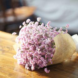 빈티지한 매력의 시네신스 꽃다발 (생화)