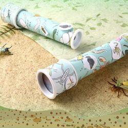 수서생물만화경만들기