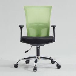 마땅 메쉬 의자 스틸형